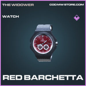 Red Barchetta watch epic call of duty modern warfare warzone item