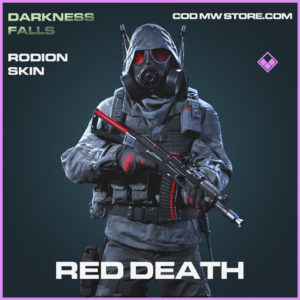 Red Death rodion skin epic call of duty modern warfare warzone item