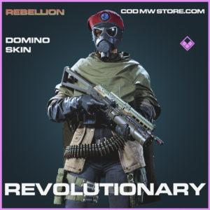 Revolutionary Domino skin epic call of duty modern warfare warzone item