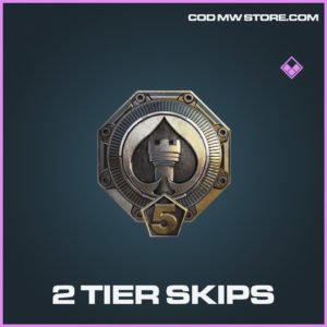 Season 5 Warzone modern warfare battle pass tier skips