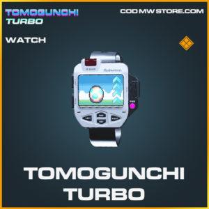 Tomogunchi Turbo watch legendary call of duty modern warfare warzone item
