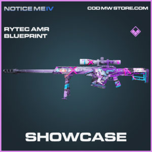 Showcase Rytec AMR blueprint epic epic call of duty modern warfare warzone item