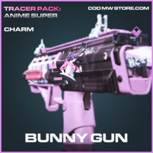 Bunny Gun charm epic call of duty modern warfare warzone item
