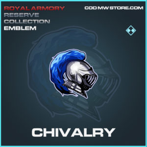 Chivalry Emblem rare call of duty modern warfare warzone item