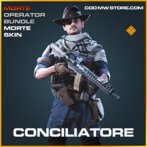 Conciliatore Morte skin legendary call of duty modern warfare warzone item