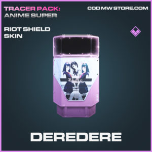 Deredere riot shield skin epic call of duty modern warfare warzone item