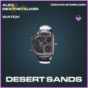 Deserts Sands watch epic call of duty modern warfare warzone item