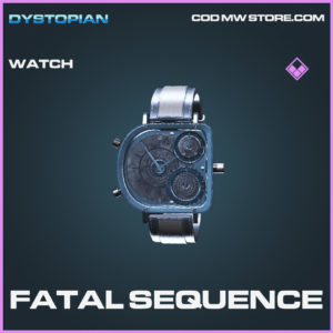 Fatal Sequence watch epic call of duty modern warfare warzone item