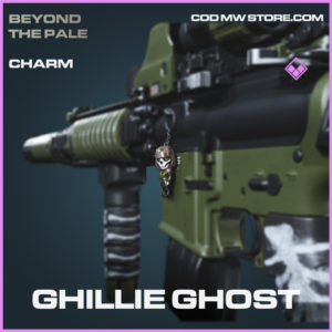 Ghillie Ghost charm epic call of duty modern warfare warzone item