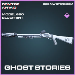 Ghost Stories Model 680 skin epic blueprint call of duty modern warfare warzone item