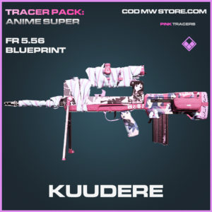 Kuudere Fr 5.56 skin epic blueprint call of duty modern warfare warzone item