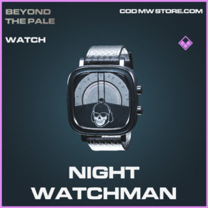 Night Watchman Watch epic call of duty modern warfare warzone item