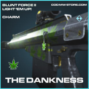 The Dankness charm rare call of duty modern warfare warzone item