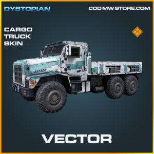 Vector Cargo Truck skin legendary call of duty modern warfare warzone item