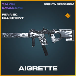 Aigrette Fennec Skin legendary blueprint call of duty modern warfare warzone item
