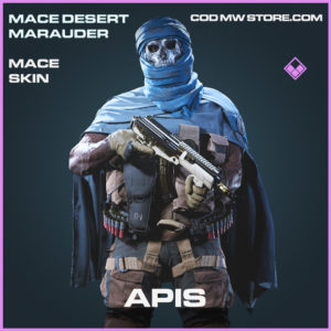 Apis Mace Skin Epic call of duty modern warfare warzone item