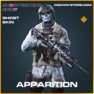 Apparition Ghost skin legendary call of duty modern warfare warzone item