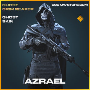 Azrael Ghost Skin call of duty modern warfare warzone item