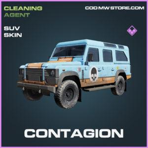 Contagion SUV Skin call of duty modern warfare warzone item