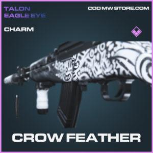 Crow Feather charm epic call of duty modern warfare warzone item