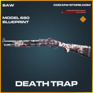 Death Trap Model 680 skin legendary call of duty modern warfare warzone item
