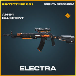 Electra AN-94 skin legendary blueprint call of duty modern warfare warzone