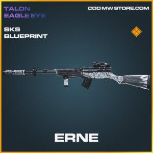 Erne SKS skin legendary blueprint call of duty modern warfare warzone item