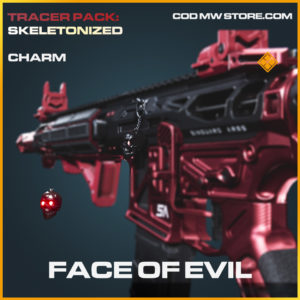Face of Evil charm legendary call of duty modern warfare warzone item