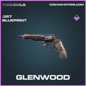 Glenwood .357 skin epic blueprint call of duty modern warfare warzone item
