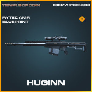 Huginn Rytec AMR skin legendary blueprint call of duty modern warfare warzone item