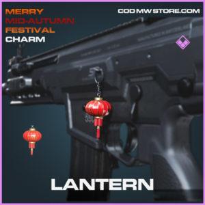 Lantern charm epic call of duty modern warfare warzone item