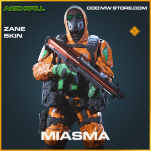 Miasma Zane Skin legendary call of duty modern warfare warzone item