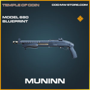 Muninn Model 680 skin legendary blueprint call of duty modern warfare warzone item