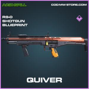 Quiver R9-0 Shotgun skin epic blueprint call of duty modern warfare warzone item