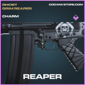 Reaper charm call of duty modern warfare warzone item