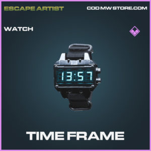 Time Frame watch epic call of duty modern warfare warzone item