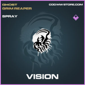 Vision Spray call of duty modern warfare warzone item