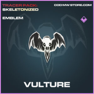 Vulture emblem epic call of duty modern warfare warzone item