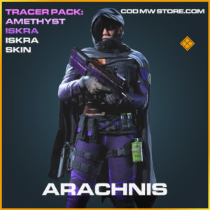 Arachnis Iskra legendary skin call of duty modern warfare warzone item