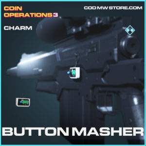Button Masher charm Call of duty modern warfare warzone item