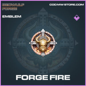 Forge Fire emblem epic Beowulf Forge call of duty modern warfare warzone item
