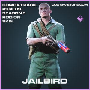 Jailbird Rodion Skin Epic call of duty modern warfare warzone item