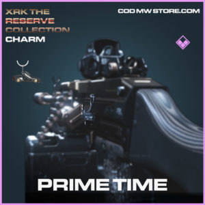 PRime Time Charm epic call of duty modern warfare warzone item