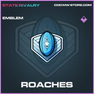 Roaches emblem Call of duty modern warfare warzone item