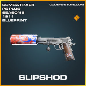 Slipshod 1911 skin legendary blueprint call of duty modern warfare warzone item
