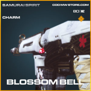 Blososm Bell charm in Call of Duty Black Ops Cold War and Warzone