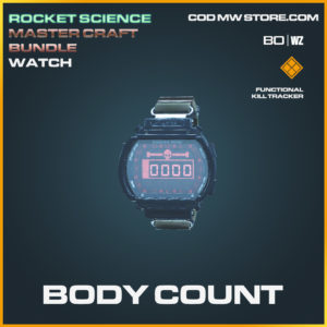 Body COunt Watch in Call of Duty Black Ops Cold War and Warzone