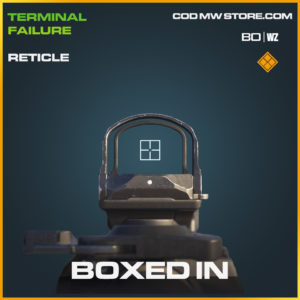Boxed In Reticle in Call of Duty Black Ops Cold War and Warzone