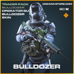Bulldozer skin in Call of Duty Black Ops Cold War and Warzone