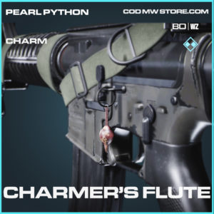 Charmer's Flute charm in Call of Duty Black Ops Cold War and Warzone